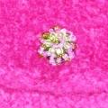 """Kleines Filztäschchen """" Mon Chéri """" – Pink Lady"""