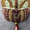 """Amulett """" Lovely Greetings to Southafrica """""""