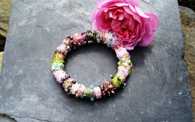 "Armband "" Little Rose """